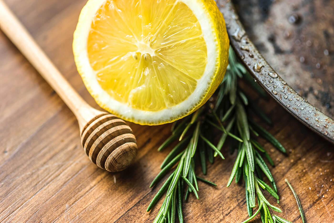 C Vitamini Limon