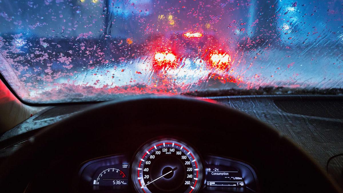 Yağmurlu Havada Araba Kullanma Rehberi
