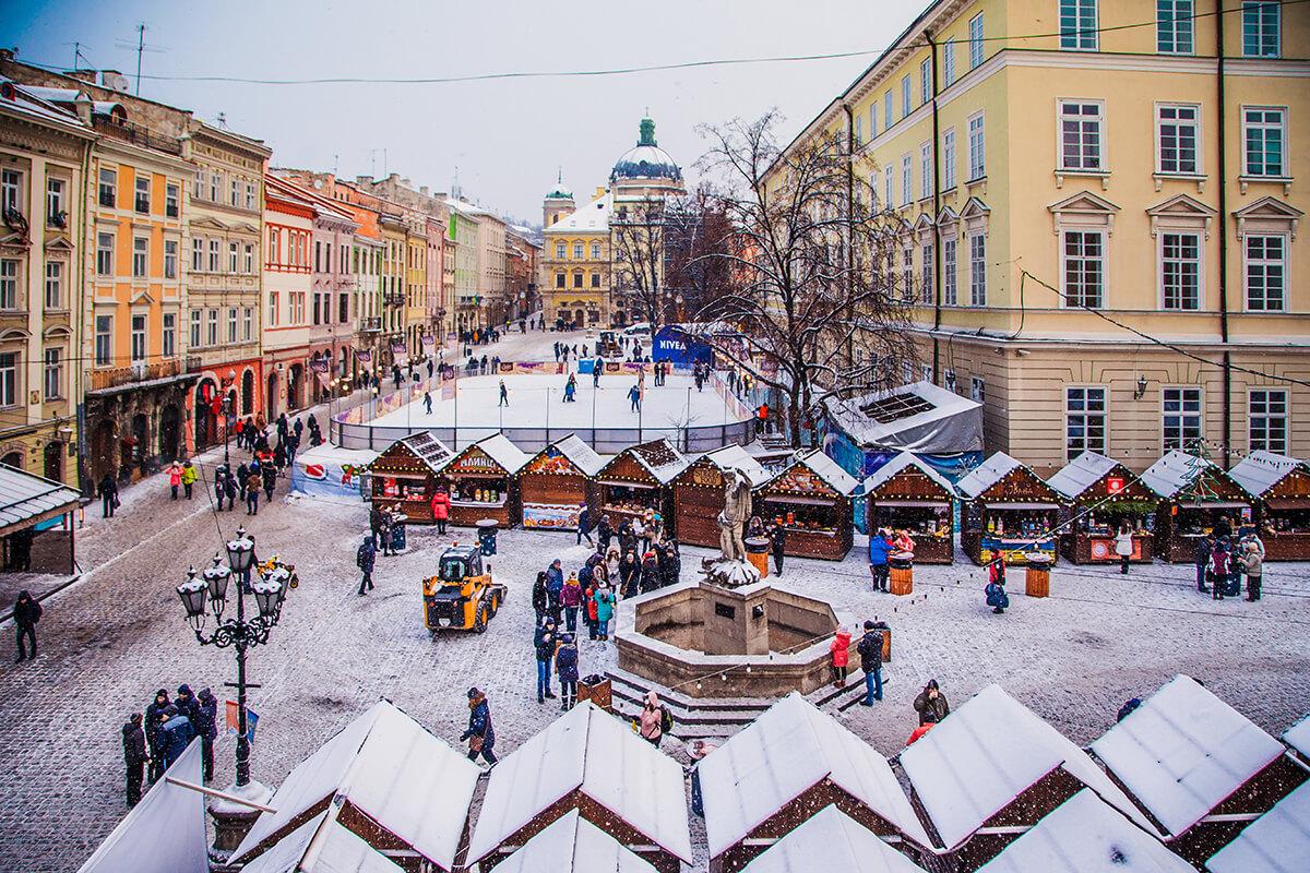 Lviv Ukrayna