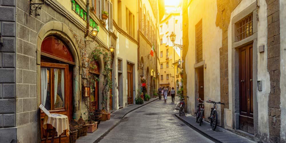 Floransa, Venedik - İtalya