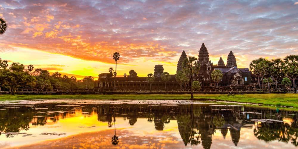 Bu Rotalar Tam Size Göre Angkor Kamboçya