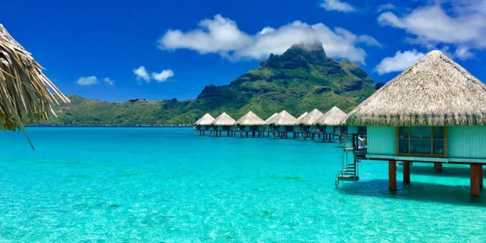Bu Rotalar Tam Size Göre Fransız Polinezyası