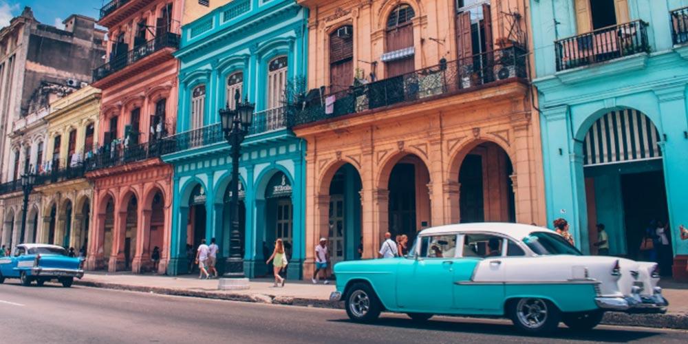 Bu Rotalar Tam Size Göre Havana Küba