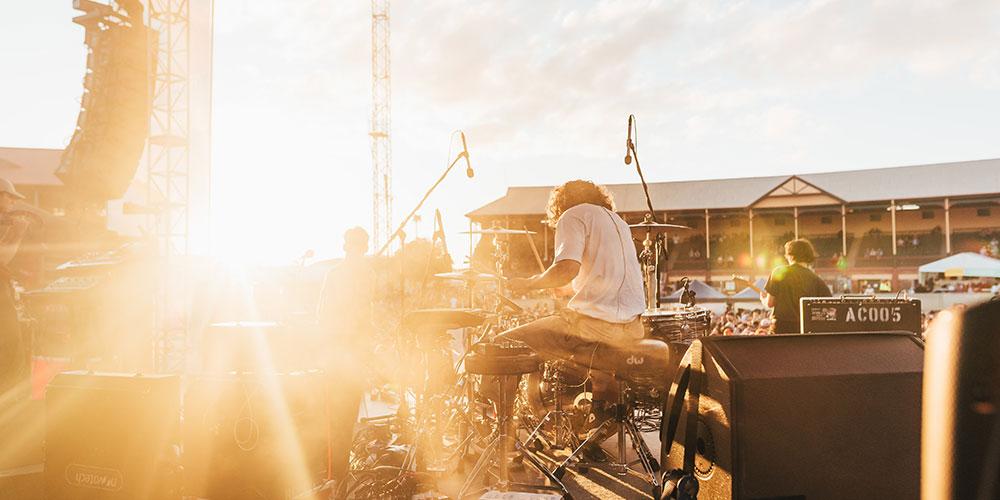 Avrupa'daki Müzik Festivalleri