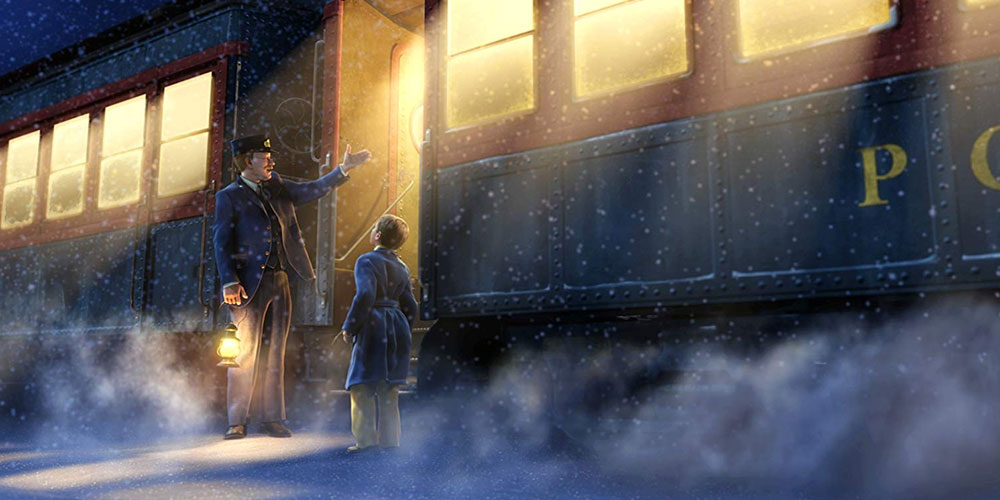 Yılbaşı Temalı Filmler The Polar Express