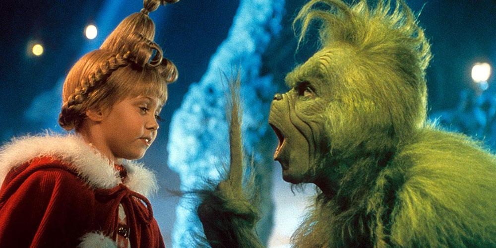 Yılbaşı Temalı Filmler How The grinch Christmas