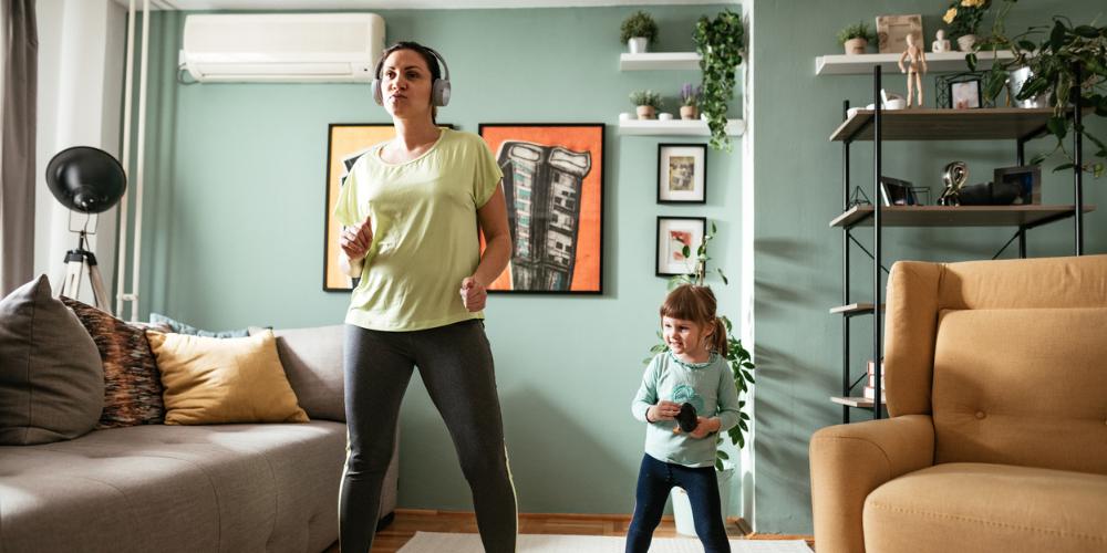 Evde Egzersiz Programı