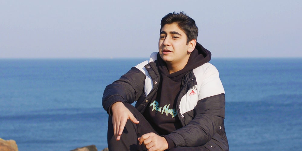 Yiğit Ali Uslu Röportaj