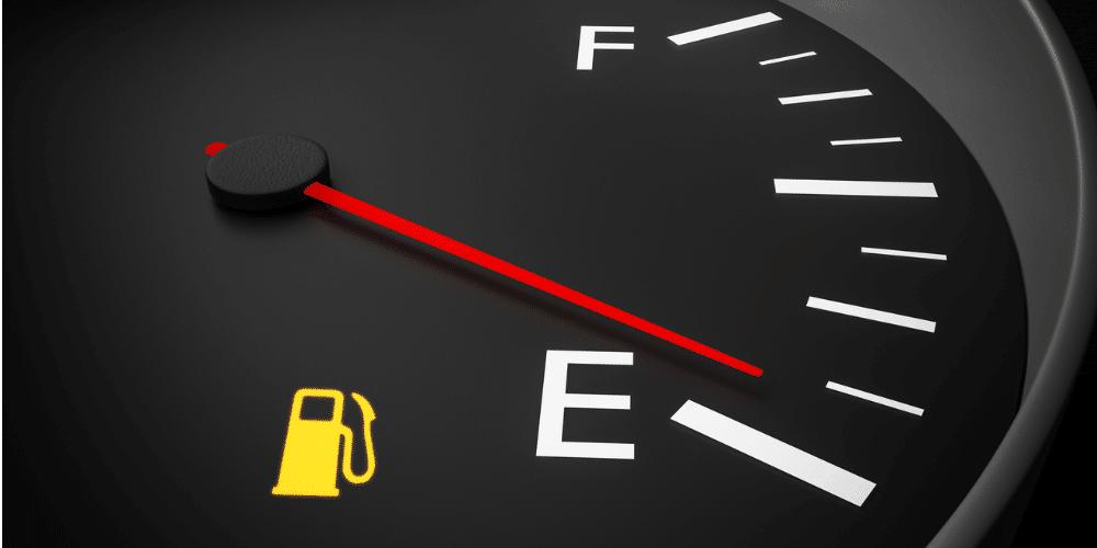 Düşük Yakıt Göstergesi