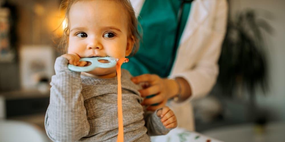 Diş Çıkaran Bebekler İçin Rahatlama Yöntemleri